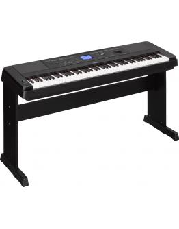 Piano Digital Yamaha DGX-660 B