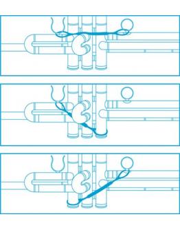 Yamaha Slide Stopper Trumpet