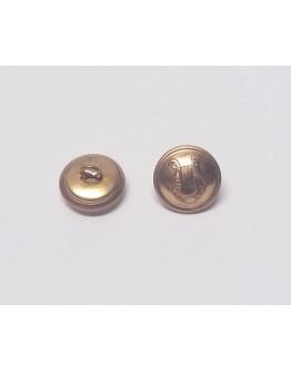 Botão Pequeno Dourado