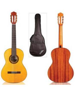 Guitarra Clássica 4/4 Córdoba C1 Natural + Saco