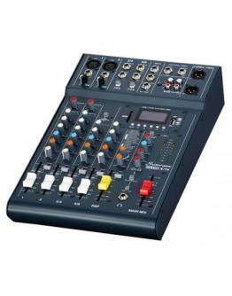 Mesa Mistura 6 Canais Studiomaster Club XS6