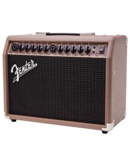 Combo Guitarra Acústica Fender Acoustasonic 40