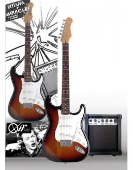 Guitarra Elétrica OFFKEY PEG01-SB