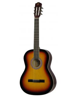 Guitarra Clássica Gomez 001 VSB Sunburst