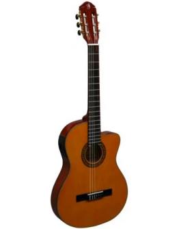 Guitarra Clássica Eletrificada Gomez 004CE (Slim)