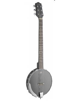 Banjo 6 Cordas Stagg BJW-OPEN