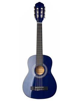 Guitarra Clássica 1/4 Rocio C6 Azul