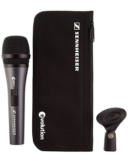 Microfone Dinâmico Sennheiser e835S