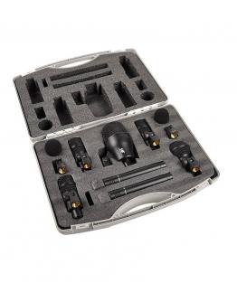 Kit Microfones Bateria Gatt DKIT-7