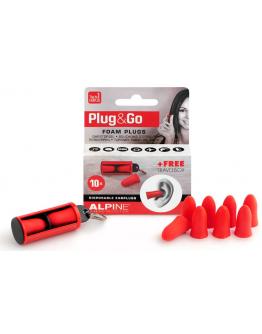 Protetores Auditivos Alpine Plug&Go 5x2