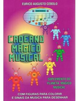 Caderno Mágico Musical