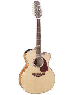 Guitarra Acústica Eletrificada 12 Cordas Takamine GJ72CE-12NAT