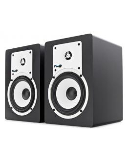 Monitores Estúdio Fluid Audio C5 BK (Par)