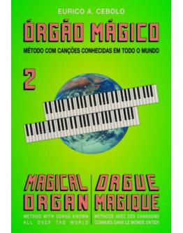 Livro Orgão Mágico Nº2