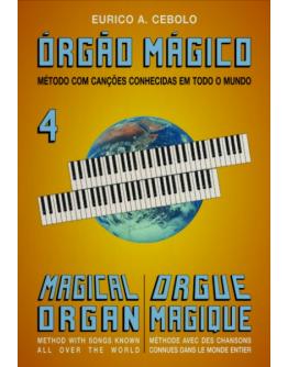 Livro Orgão Mágico Nº4