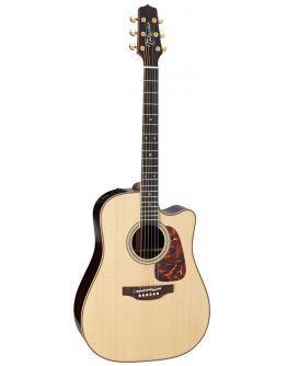 Guitarra Acústica Eletrificada Takamine P7DC