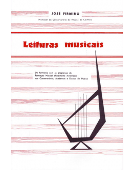 Livro José Firmino - Leituras Musicais Vol.2