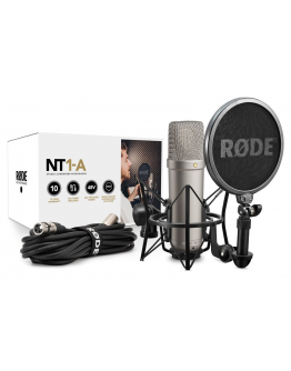 Microfone Estúdio Rode NT1-A
